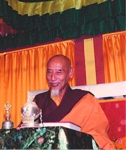 "Kyabje Zong Rinpoche- ""Kyabje Phabongka had such vast qualities it is difficult to comprehend them"""